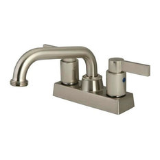 Kingston Brass   Two Handle 4 Inch Centerset Laundry Faucet   Utility Sink  Faucets