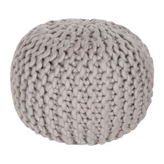 Surya FGPF-007 Indoor Pouf from the Fargo collection