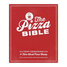 Penguin Random House - The Pizza Bible - Cookbooks