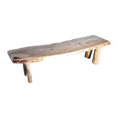 Driftwood Bench, Small