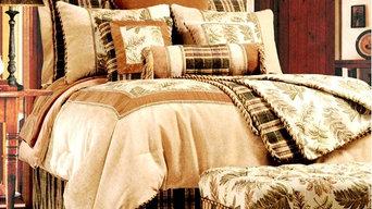 Rustic Bedroom Interior Design Ideas in Fredericksburg TX