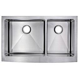 Modern Kitchen Sinks by Water Creation