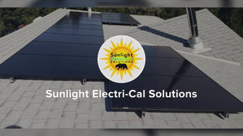 Company Highlight Video by Sunlight Electri-Cal Solutions