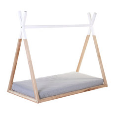 Teepee Toddler Bed 70x140 cm With Mattress