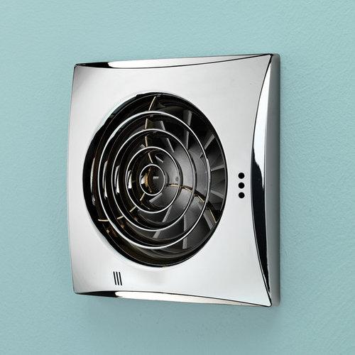 Chrome Bathroom Exhaust Fan