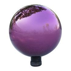 Alpine GLB292PL Electric Purple Glass Gazing Globe
