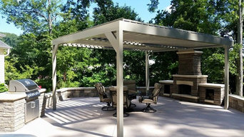 All weather patio