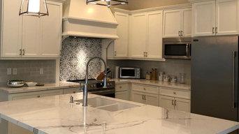 Porcelain Kitchen Finished
