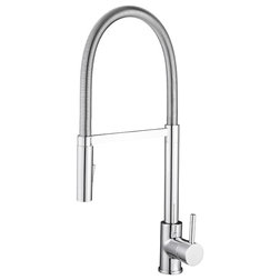 Contemporary Kitchen Faucets by Ancona