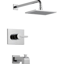 Transitional Tub And Shower Faucet Sets by The Stock Market