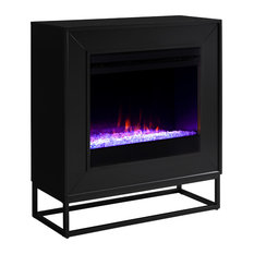 Fresco Holly & Martin Frescan Color Changing Electric Fireplace
