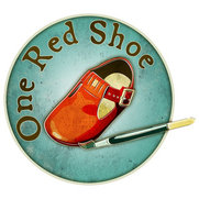 One Red Shoe - Mural Artists's photo