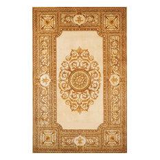 "Maison Hand-Tufted Rug, Ivory, 9'6""x13'6"""