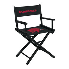 University of Arkansas Table Height Directors Chair