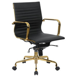 Contemporary Office Chairs by LeisureMod