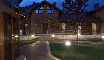 ландшафтный дизайн для частного дома