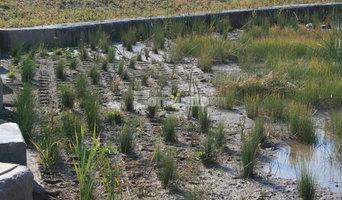 Bomanite Grasscrete Pervious Concrete System using Molded Pump Formers