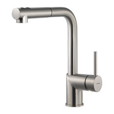 Vitale Pull Out Kitchen Faucet With CeraDox Technology