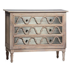 Dresser Chest of Drawers DOVETAIL DUNMORE