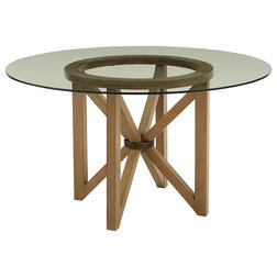 Transitional Dining Tables by Progressive Furniture
