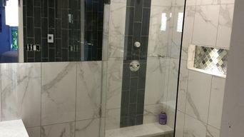 Master Bath project