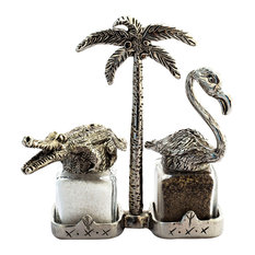 Floridian Salt and Pepper Shakers