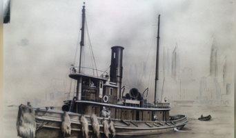 Pesquero - New York  ( principios de siglo xx )