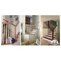 Galuppo Family Staircase Remodel