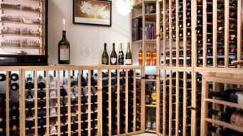 Moldow design wine racks