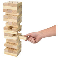 Large Toppling Tower with Bonus Rules, Grows from 1.5' to over 3'