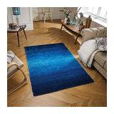 Rio Weavers Blue Rectangle Plain/Nearly Plain Rug 160x230cm