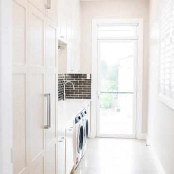 Belmont Grove, North Richmond - Laundry