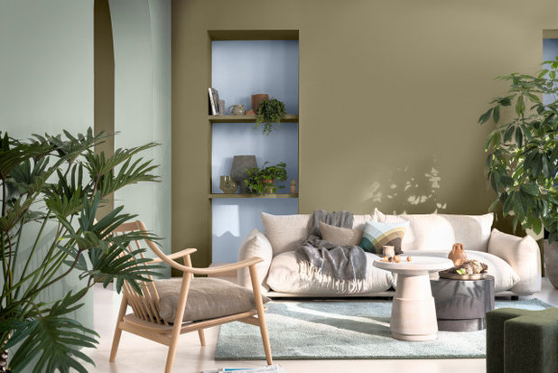 Living Room by Dulux