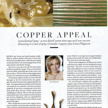 Copper appeal