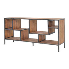 rondale Helena Console Bookcase