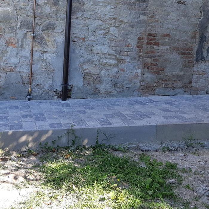 Giardino privato.