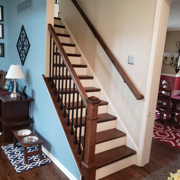Phoenixville Staircase make over