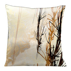 Square Micro-Suede Pillow  Winter Wonder Land
