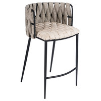 Milano Counter Chair, Off-White