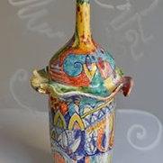 Foto di creazioni in ceramica