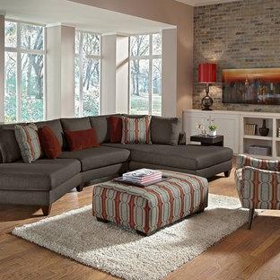 Home design - 1960s home design idea in Boston