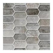 Savoy Picket Pattern 8Mm, Crystallized, Glass, Mosaics