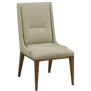 American Drew AD Modern Synergy Contour Side Chair, Set of 2