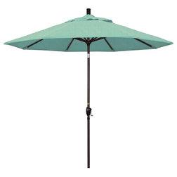 Ideal Contemporary Outdoor Umbrellas by California Umbrella