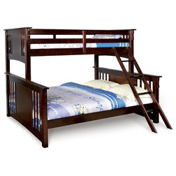 Transitional Bunk Beds by FlatFair