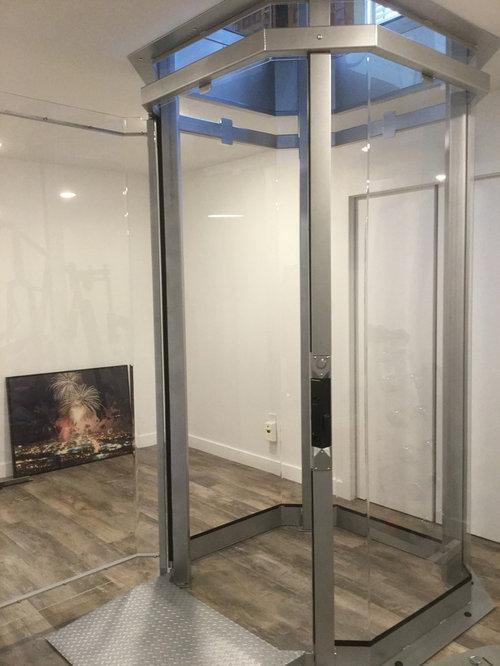 Glass Home Elevator - Newton, MA