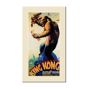 'King Kong' Canvas Art