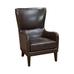 Featured Reviews Of Tufted Leather Wingback Chair