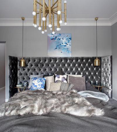 Klassisch modern  by Kingston Lafferty Design
