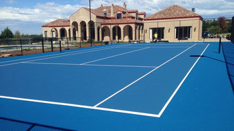 Residential Tennis Court - Vic